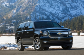2015 Chevrolet Suburban in Black Front Passenger Side in Lake Ta,2015 Chevrolet Suburban in Black Front Passenger Side in Lake Tahoe