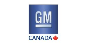 GM Canada Logo with white space