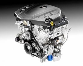 The all-new 3.6L V6 for the upcoming Cadillac CT6 incorporates new features, including cylinder deactivation and stop/start technology to improve fuel economy.