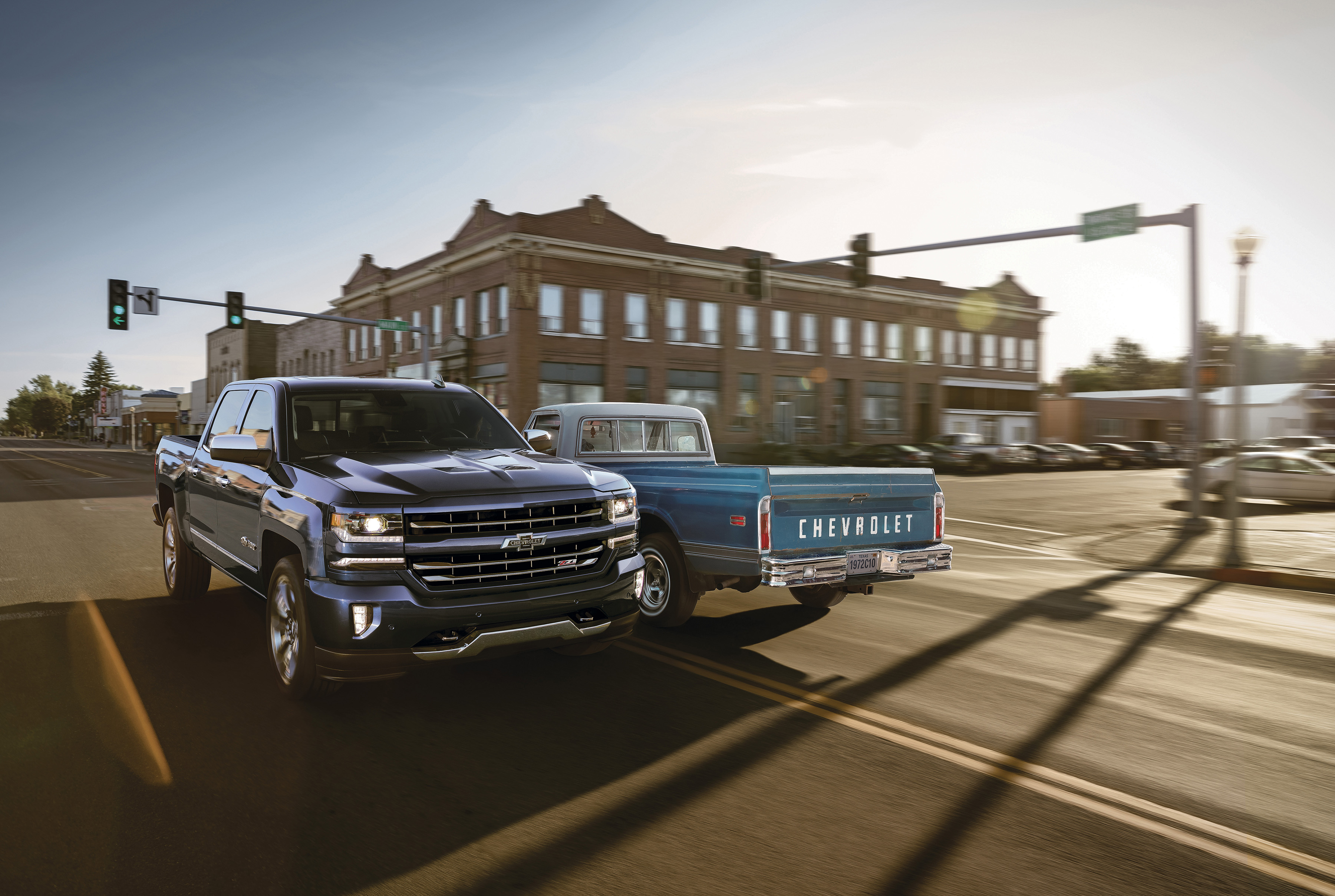 Chevy Honors Truck Centennial with 100 Day Celebration