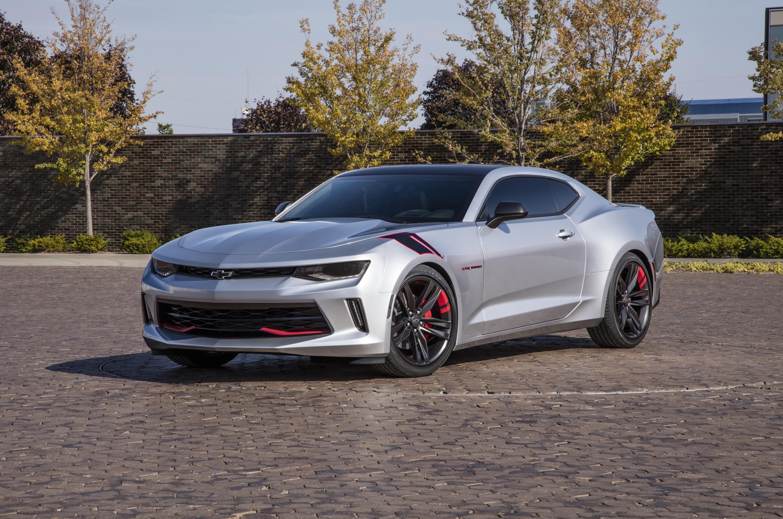 Redline Takes Chevrolet Design To The Next Level