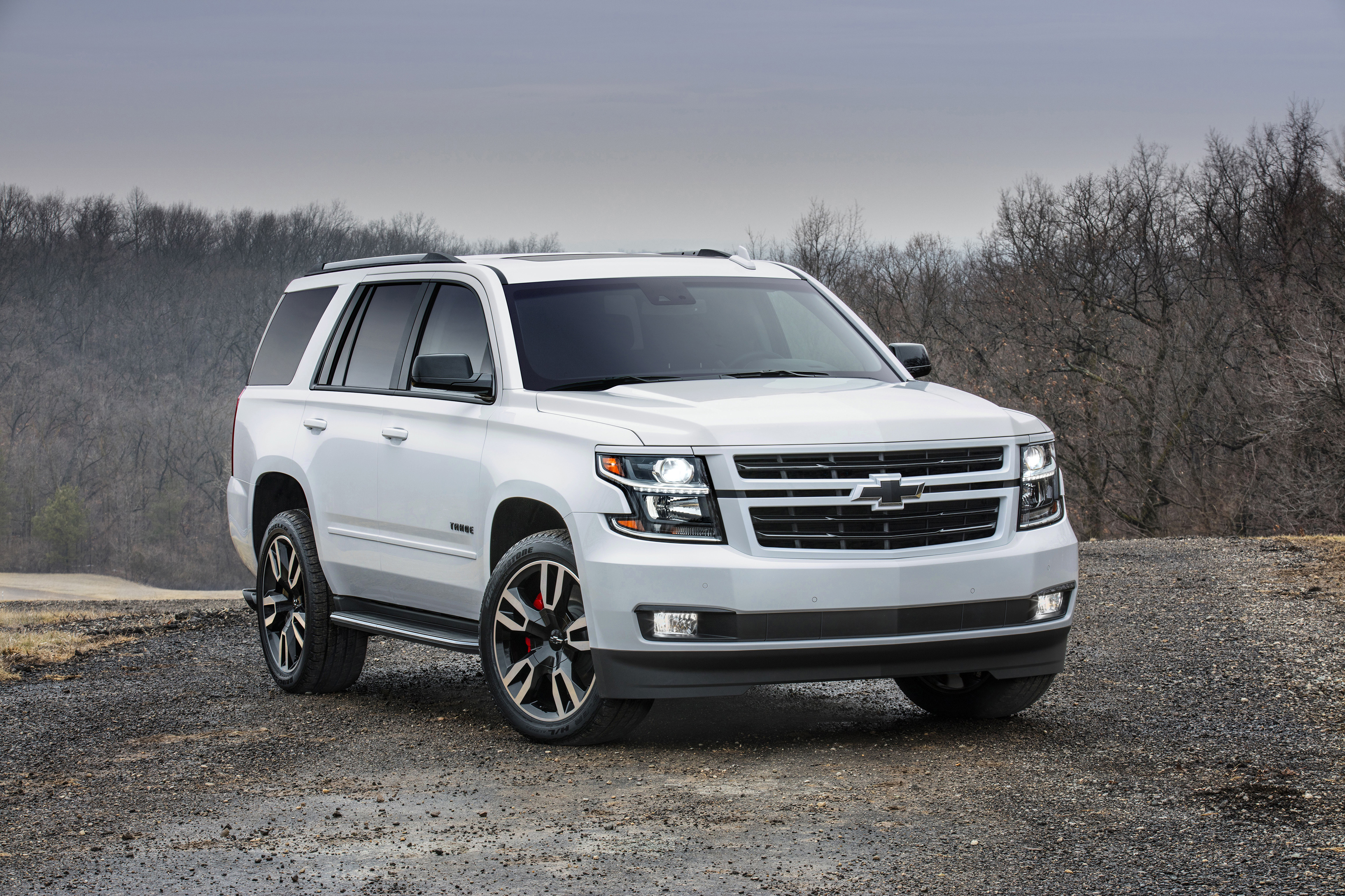 Rst special edition brings street look and power to the new chevrolet tahoe and suburban