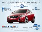Buick Advanced 4G LTE Connectivity