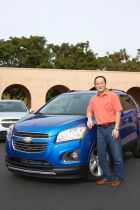 Richard Lee, 2015 Chevrolet Trax Program Engineer Manager