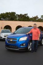 Al Manzor, 2015 Chevrolet Trax Chief Engineer