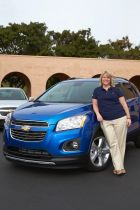 Betsy Flegg, 2015 Chevrolet Trax Marketing Manager