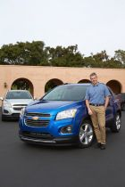 Steve Majoros, 2015 Chevrolet Trax Director, Chevrolet Passenger Car Marketing