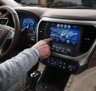 2017 All-New GMC Acadia Denali Infotainment