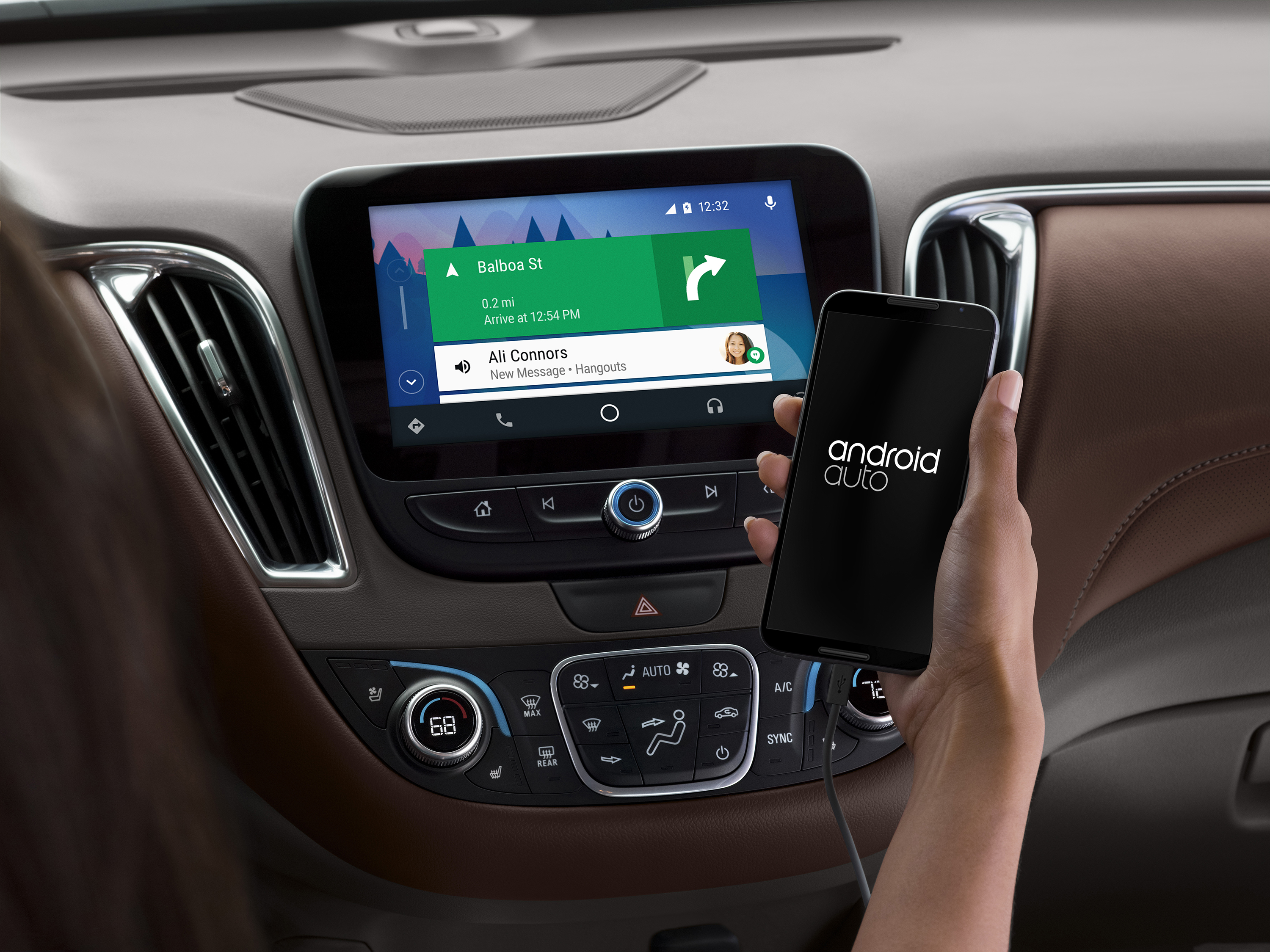android auto update now available at chevy dealers rh media gm ca