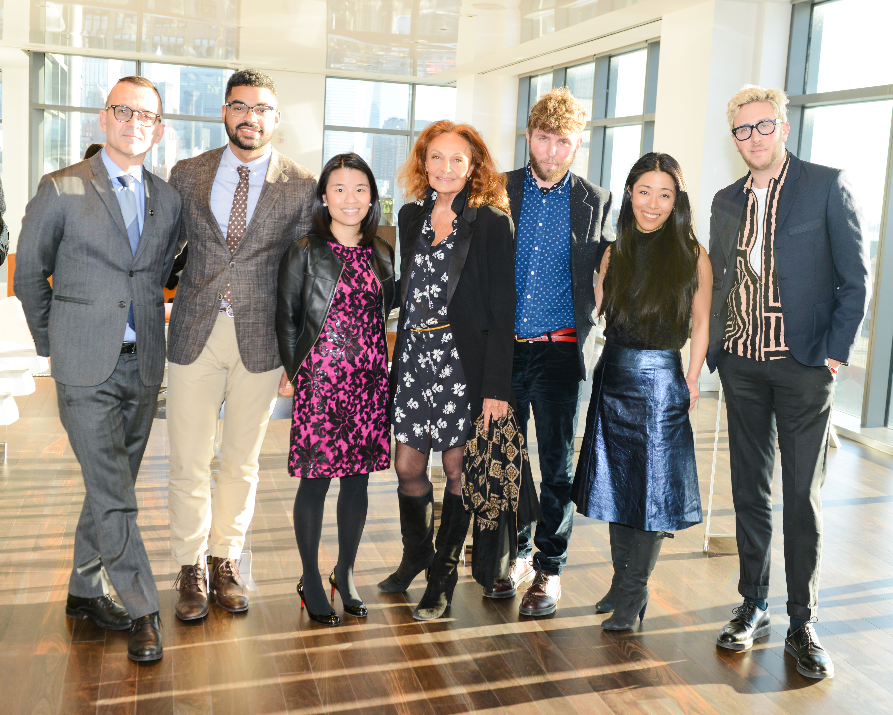 Cadillac And The Council Of Fashion Designers Of America Launch Retail Lab