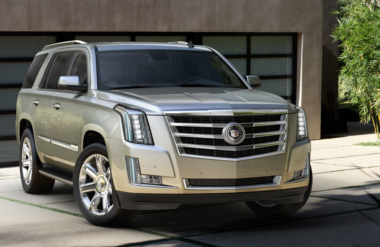 Cadillac Pressroom - Vehicles