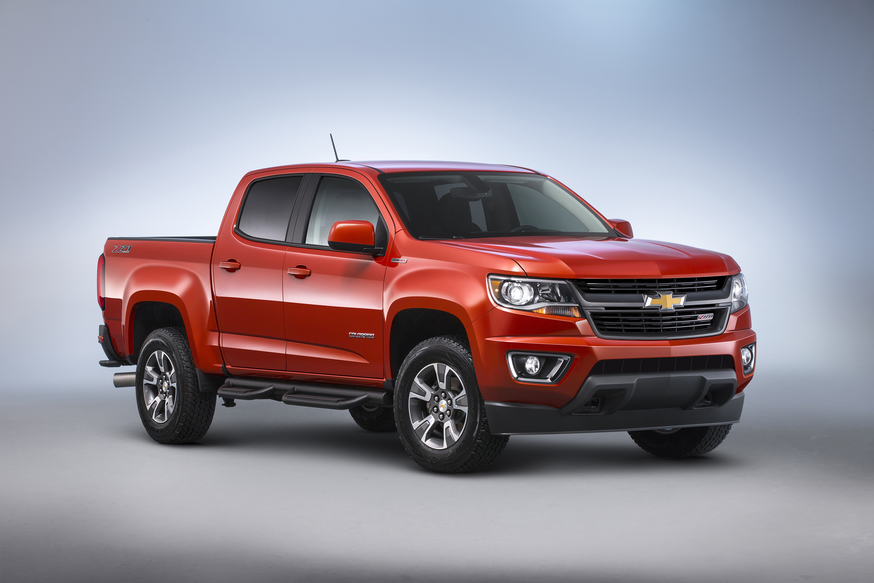 Chevrolet Colorado Diesel Canada s Most Fuel Efficient Pickup