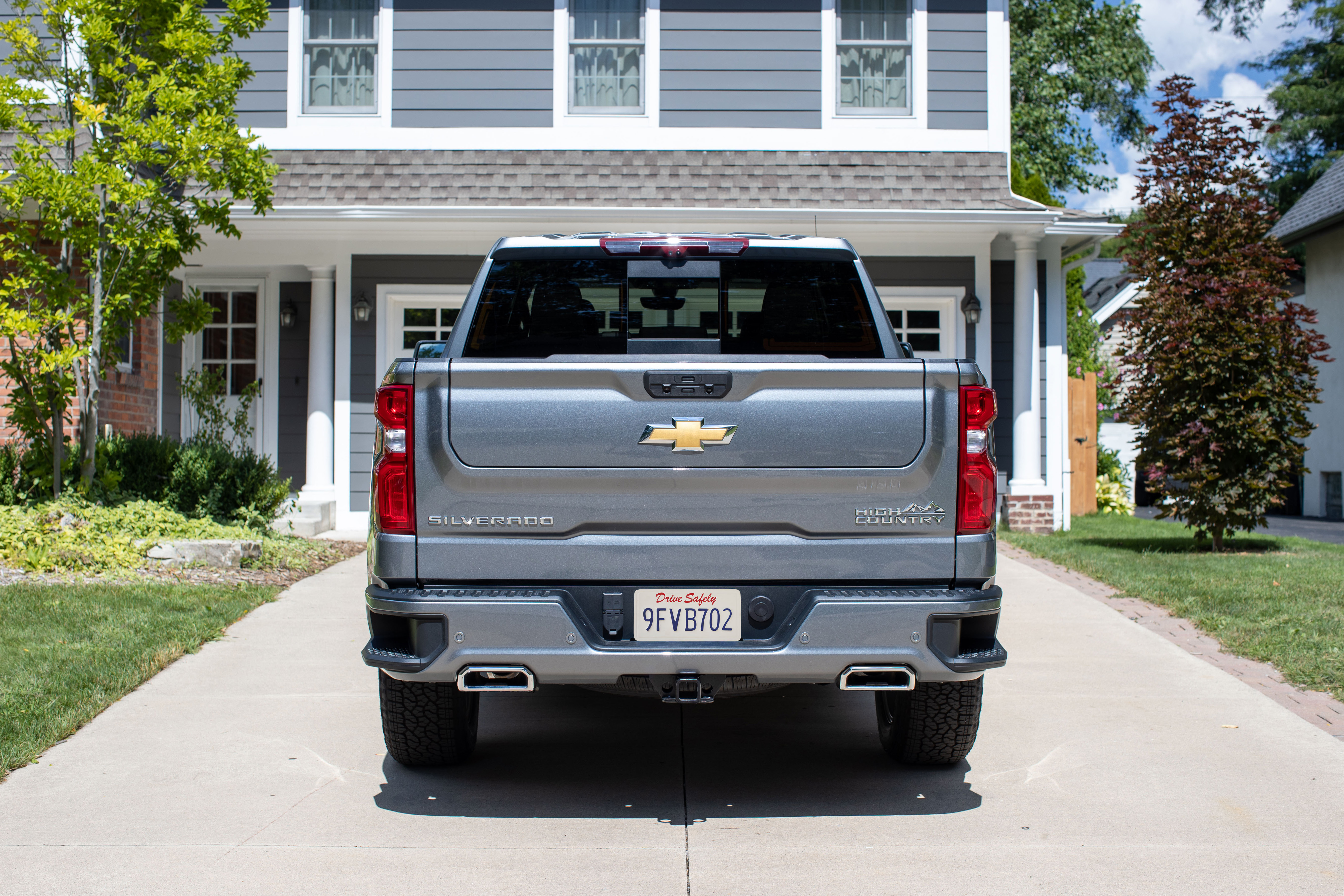 2021 Chevrolet Silverado 1500 Adds New Multi Flex Tailgate And Trailering Enhancements